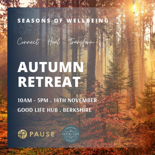 One Day Autumn Retreat